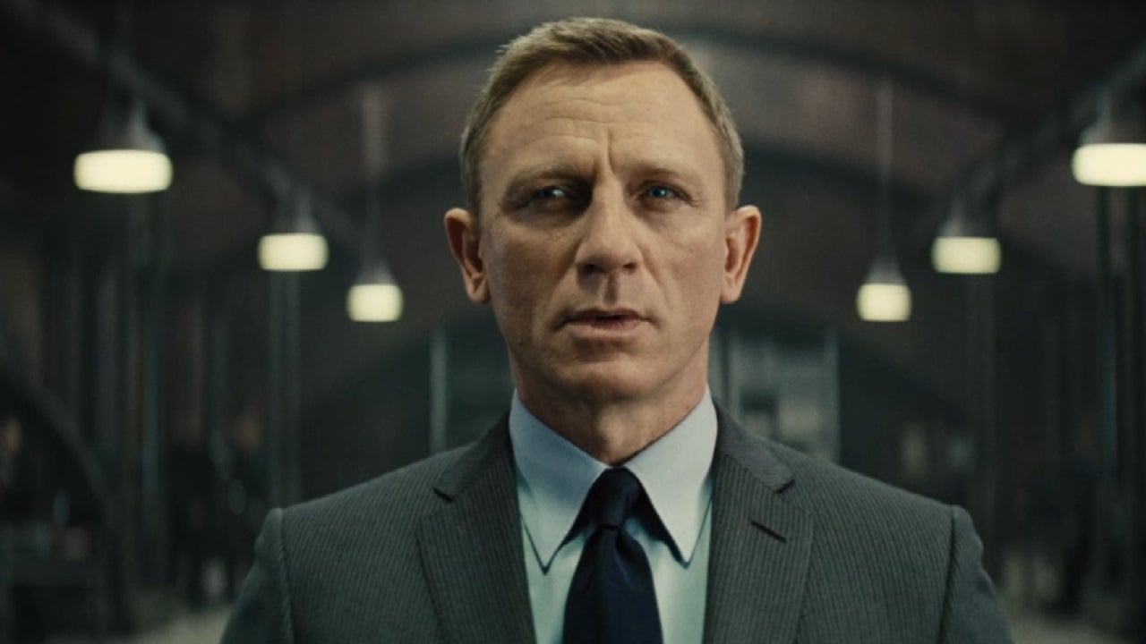 James Bond Is Just Getting Started In Explosive New Spectre Trailer