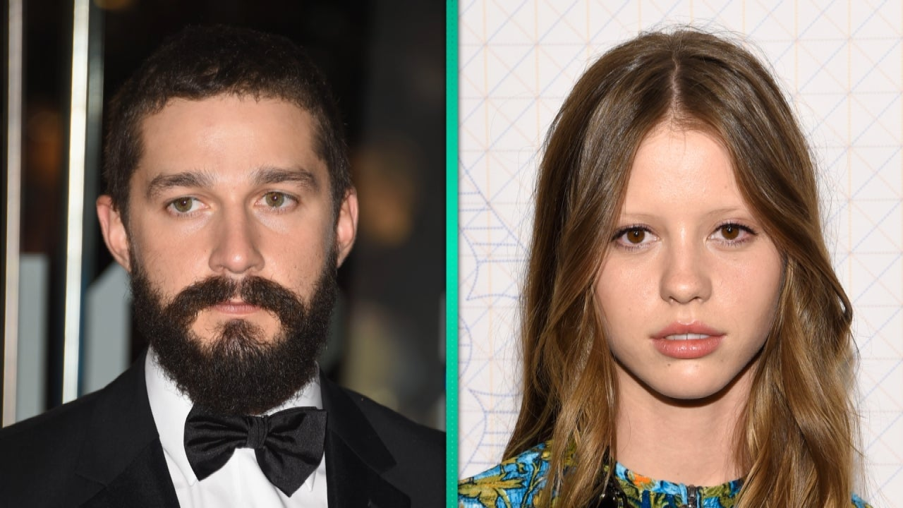 EXCLUSIVE: Shia LaBeouf and Girlfriend Mia Goth's Huge ...