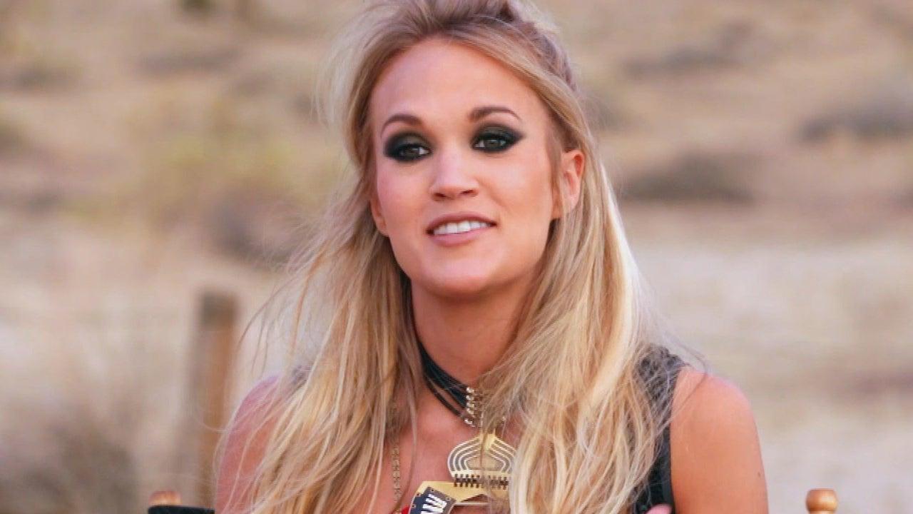 Exclusive Watch Carrie Underwood 39 S Brand New 39 Smoke Break