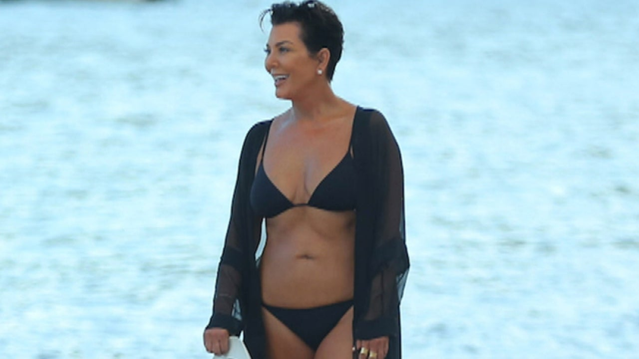 from Grayson sexy kris jenner naked