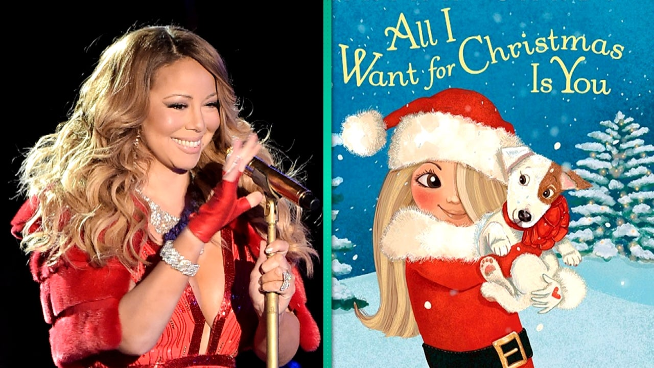 Mariah Carey Releasing Children's Book Based on 'All I Want for ...