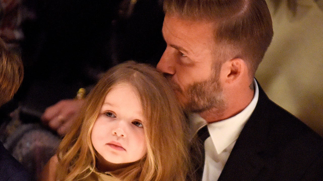 7 Reasons David And Harper Beckham Make The Cutest Daddy Daughter Duo Ever