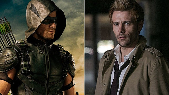 Oliver Queen Tattoo From Constantine: 'Constantine' Is Back From The Dead On The CW's 'Arrow