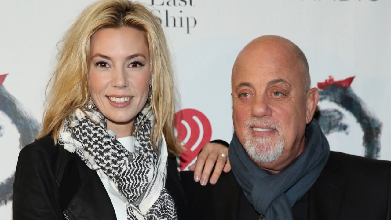Billy Joel Welcomes Baby Della Rose With Wife Alexis