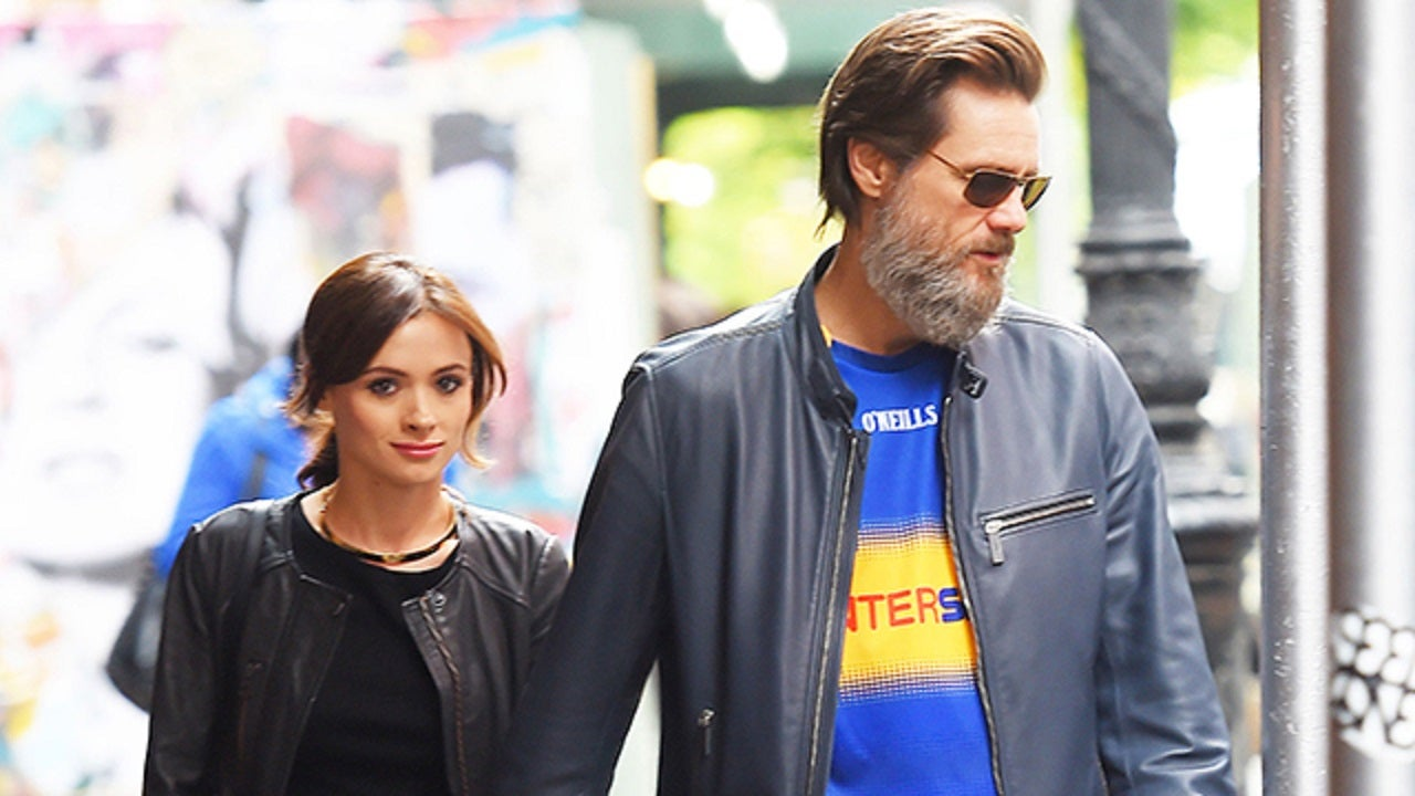 Image result for jimcarrey and cathriona white