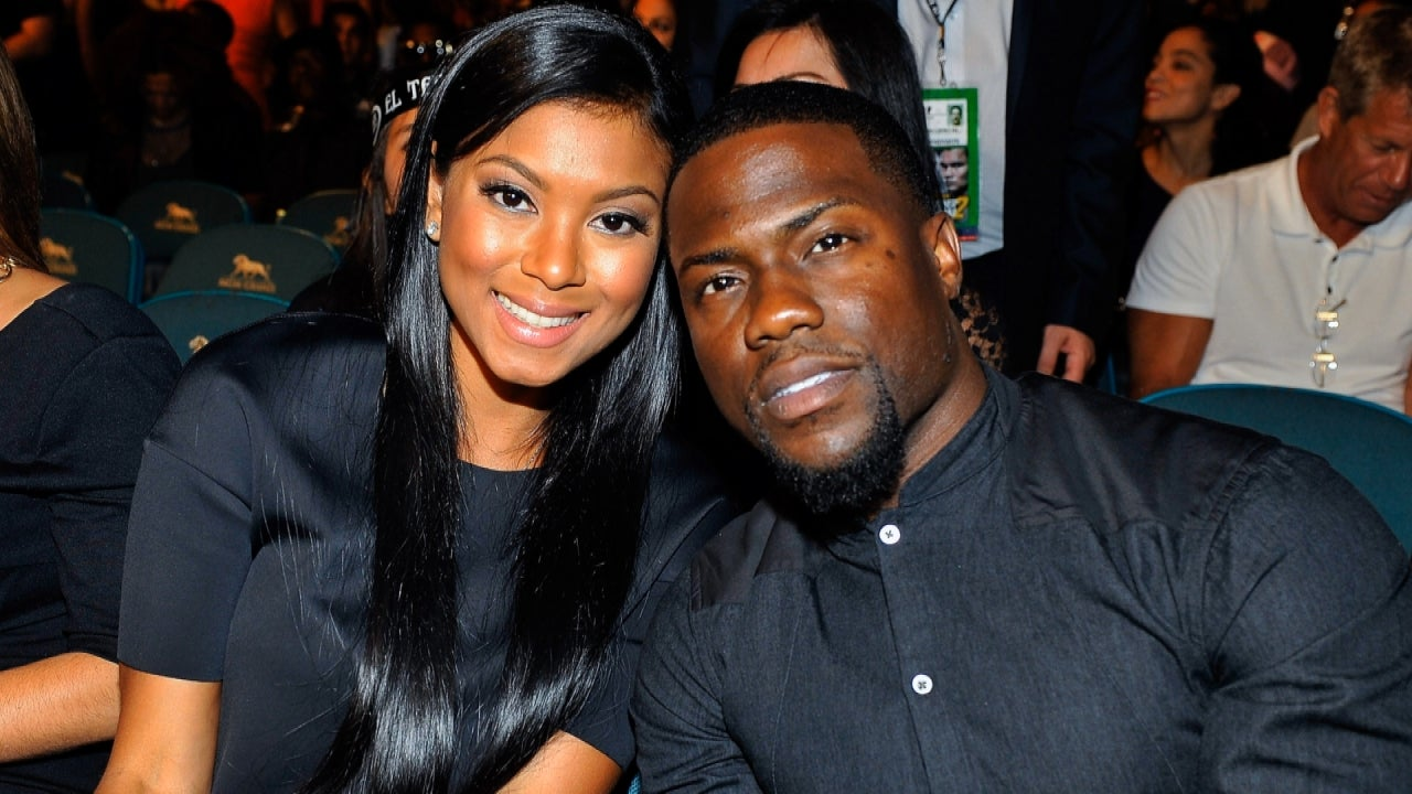 Image result for Kevin Hart with his wife