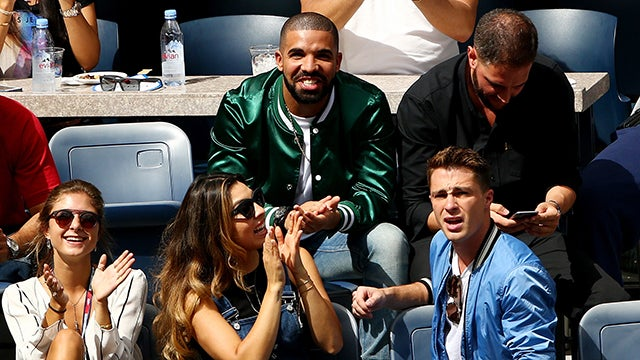 Everyone Is Blaming Drake for Serena Williams' Surprise Loss at ...