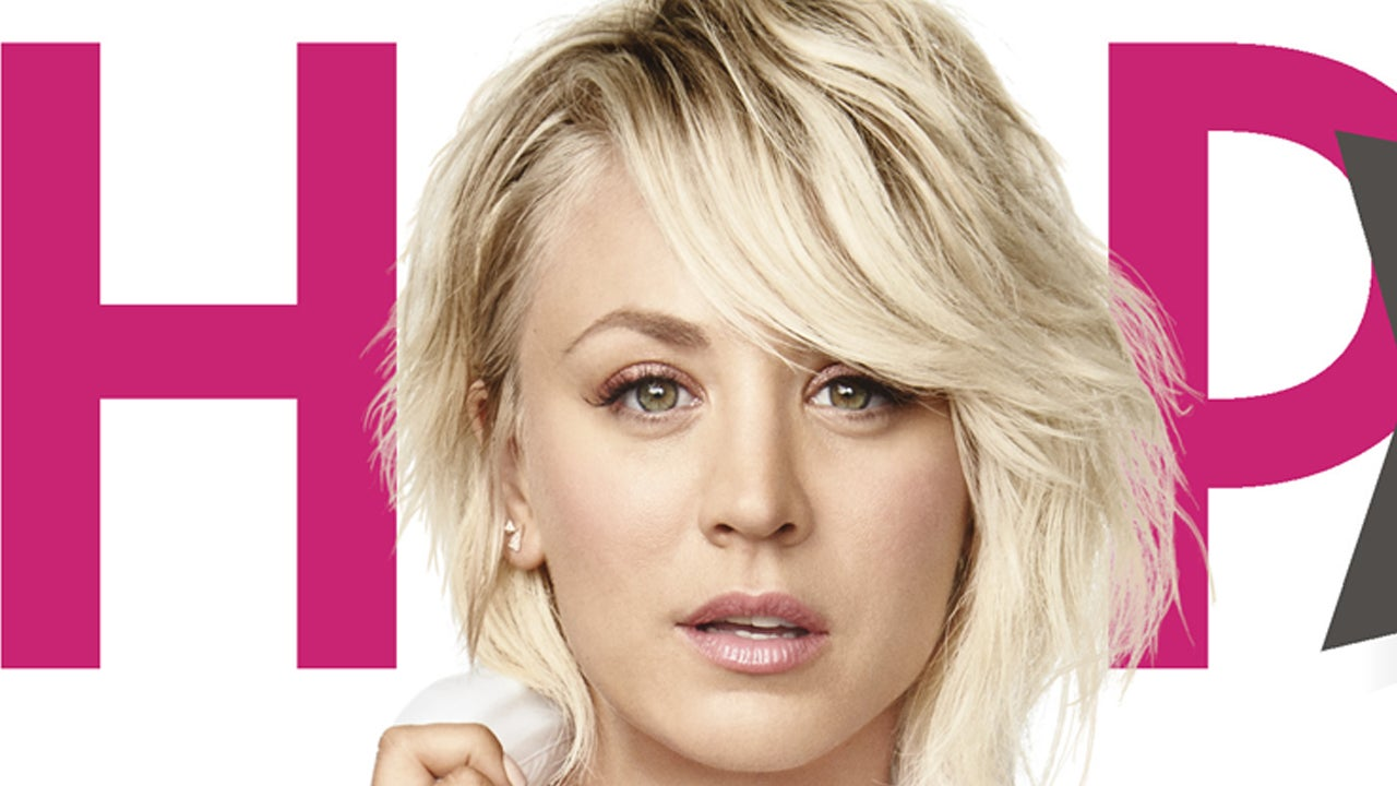 Kaley Cuoco Sweeting Goes Topless For Shape Magazine Reveals The