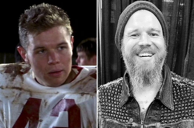 Here's What the Cast of 'Remember the Titans' Looks Like ...