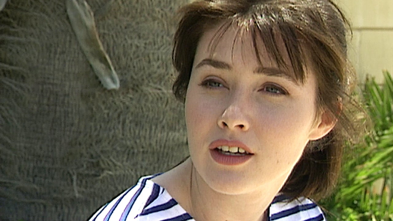 Exclusive Shannen Doherty Comes Across As Catty In