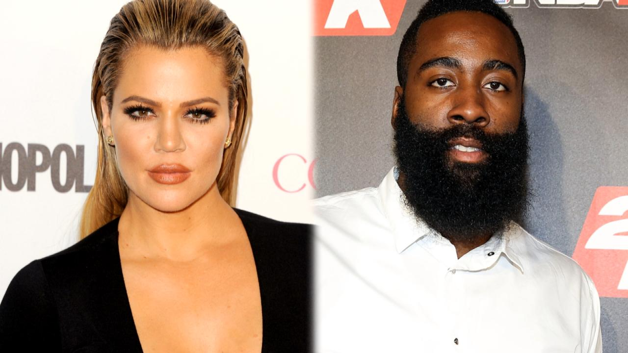 0b2048ab6d5f Khloe Kardashian and James Harden s Relationship Is Taking  a Back Seat  as  She Focuses on Lamar Odom