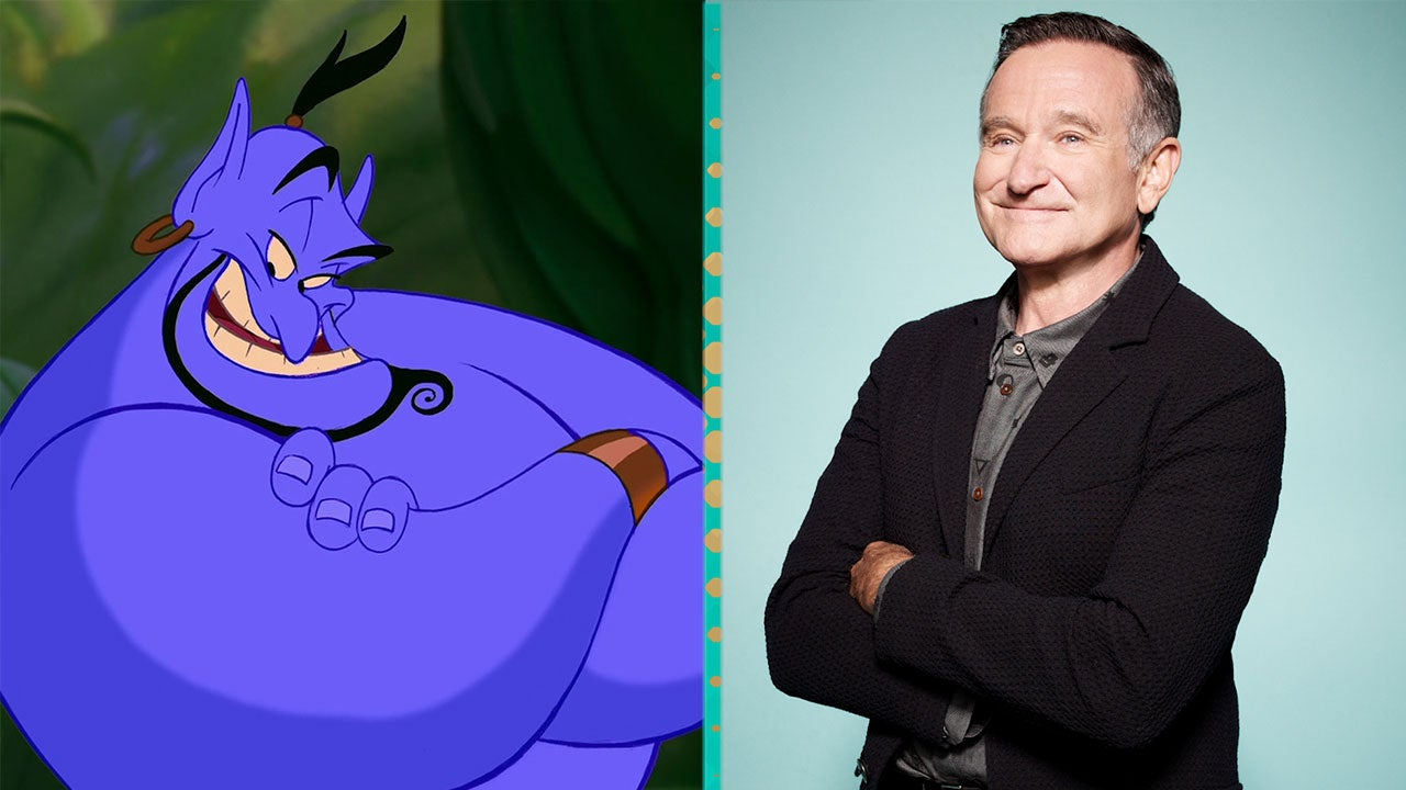 robin williams brings the laughs in neverbeforeseen