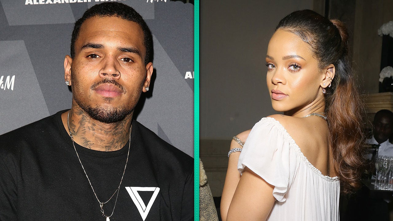 rihanna and chris brown pictures relationship