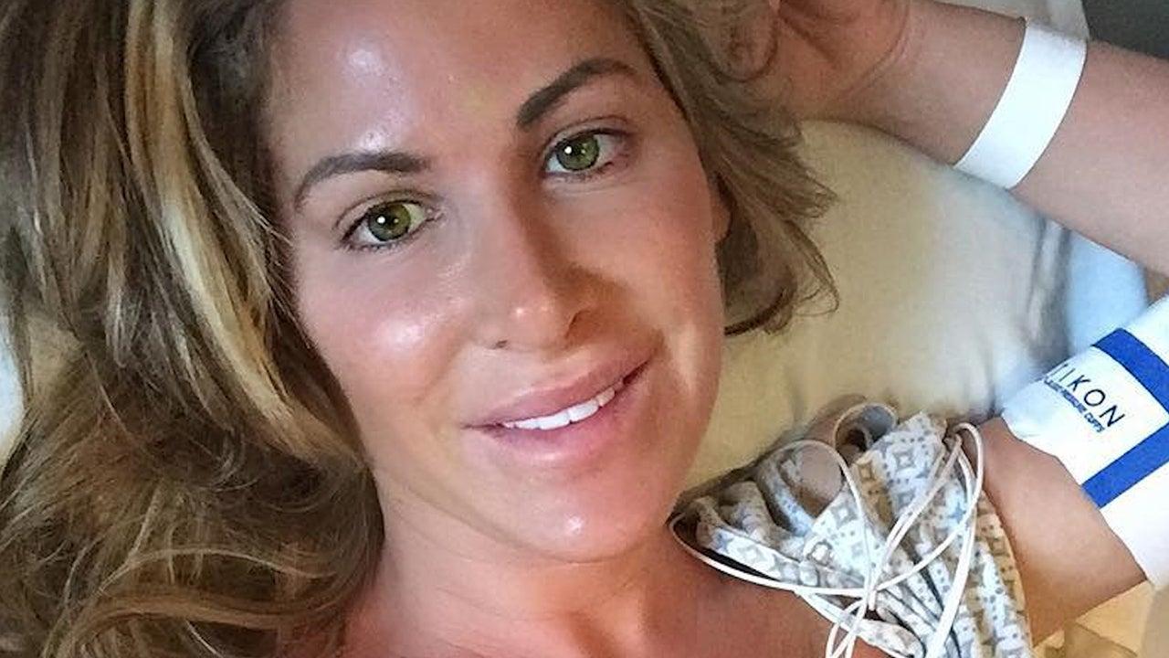 2484b94a1eb8f Kim Zolciak Shares Glam Post-Heart Surgery Selfie