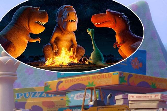 exclusive did you spot these 9 pixar easter eggs in inside out