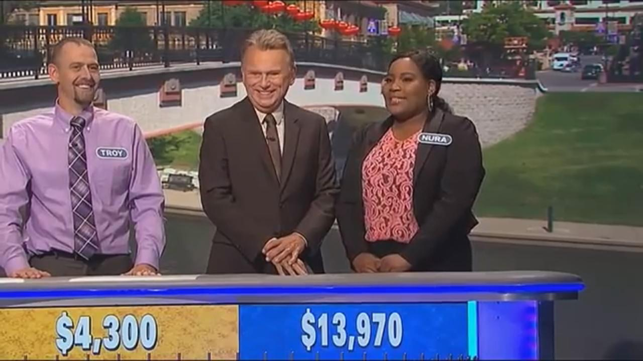 This Woman Played The Most Bizarre Rounds Of Wheel Of Fortune Ever And Somehow Won Entertainment Tonight