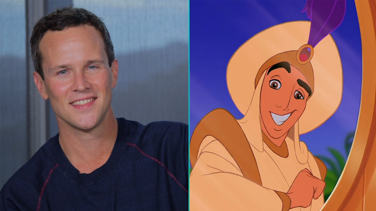 Aladdin Star Scott Weinger Reflects On Meeting Childhood Hero Robin