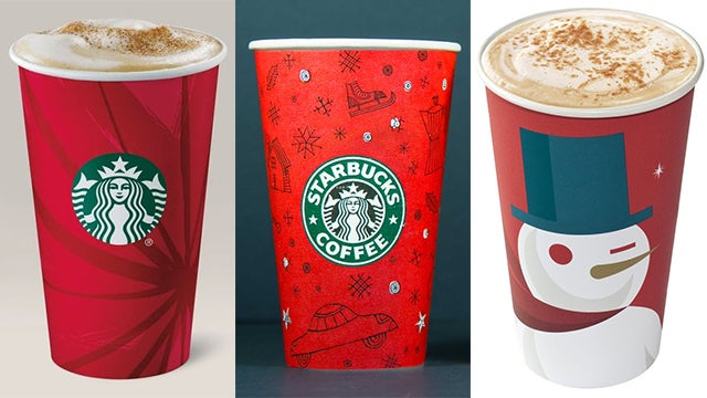 Donald Trump Will 'Maybe' Boycott Starbucks Over Their Christmas ...