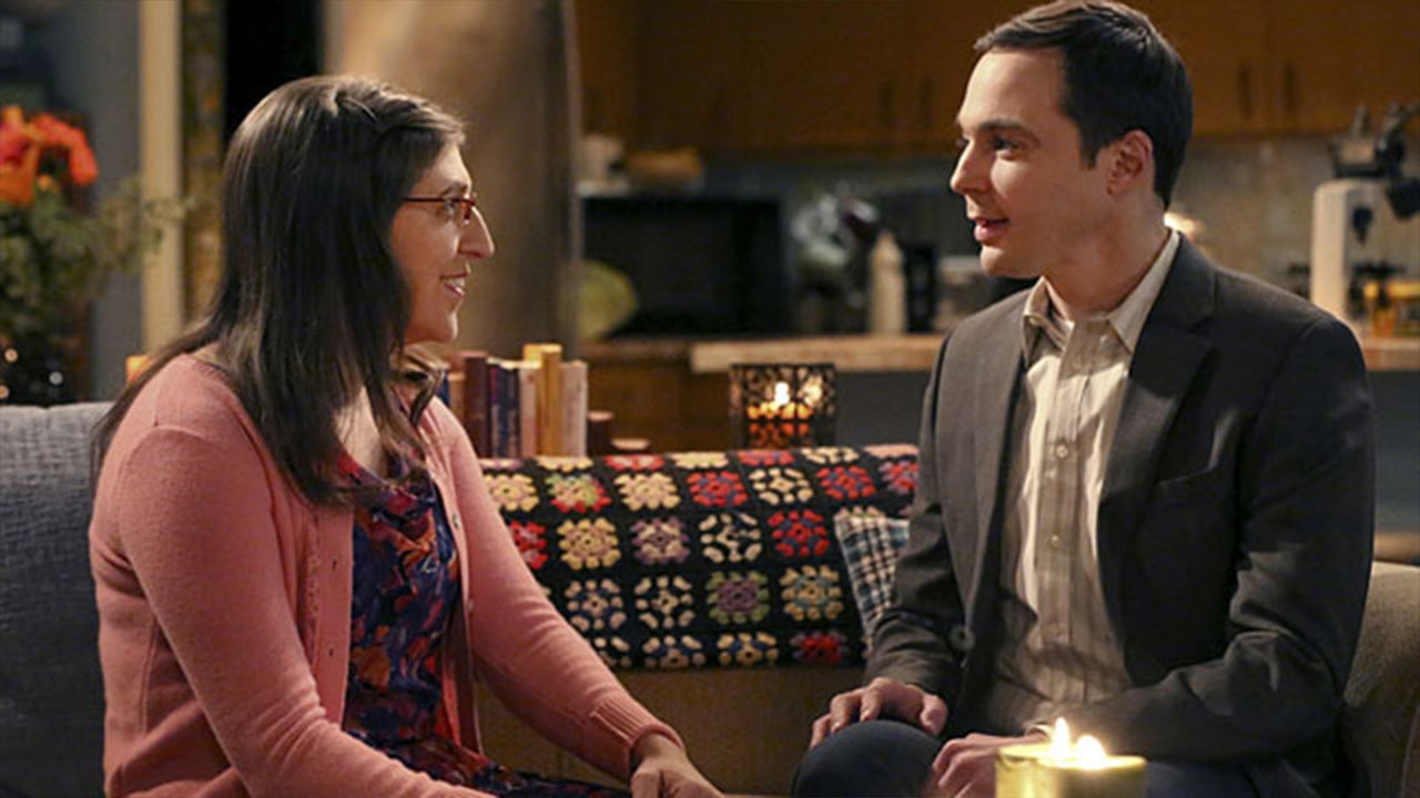"""sheldon big bang dating Raj is aware that he's in no position to be picky when it comes to women wanting to date him, but what happens when a new lover comes with some extra baggage that's just what the gang tackled on season 11, episode 14 of """"the big bang theory feeling confident in himself thanks to his new job."""