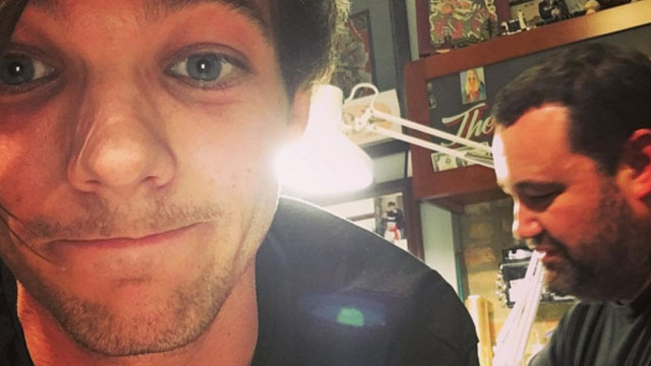 Louis Tomlinson News: Louis Tomlinson Got A New Birthday Tattoo -- And It Might