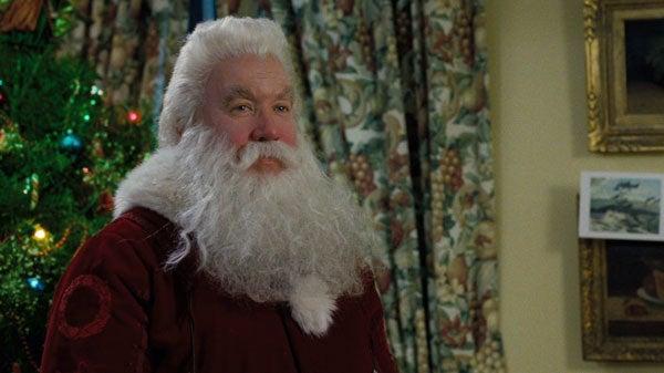 Santa Clause Tim Allen