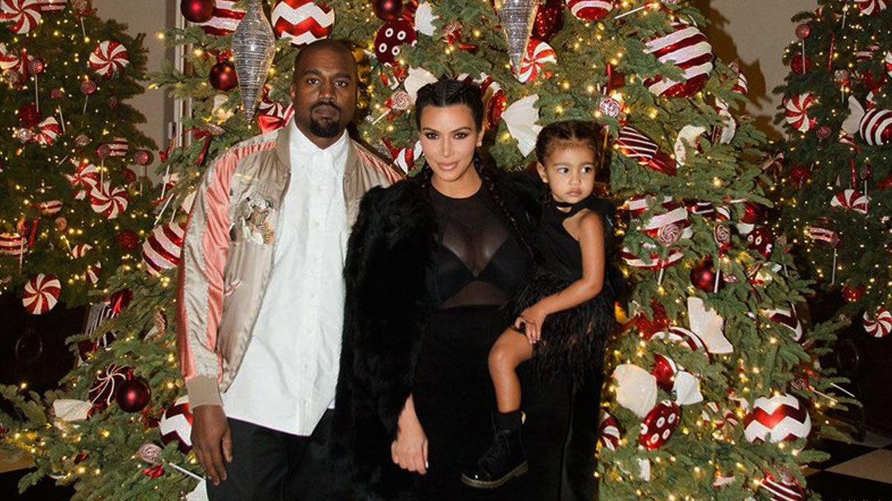 Kim Kardashian Receives 150 Extravagant Christmas Presents From ...