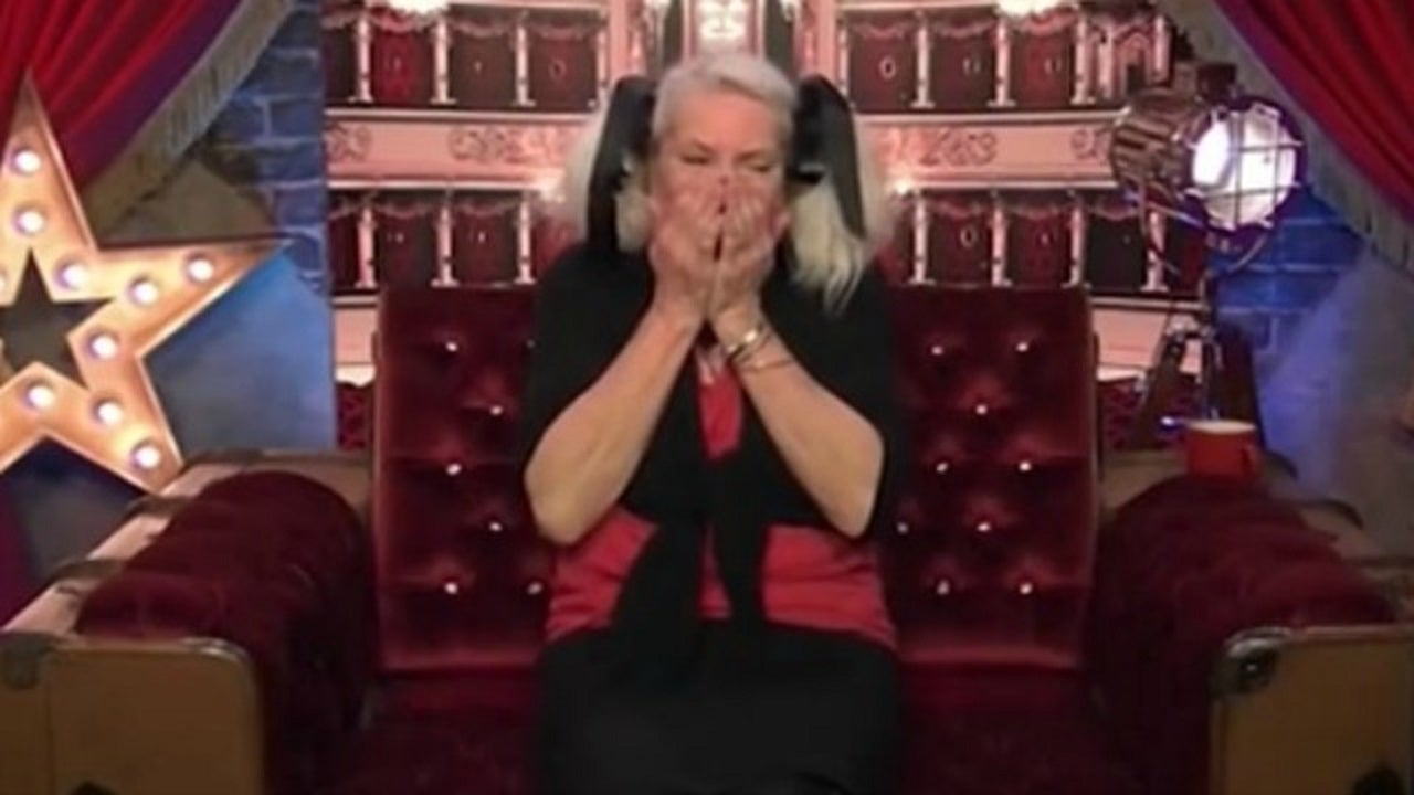 Angie Bowie in tears on Celebrity Big Brother: 'The ...