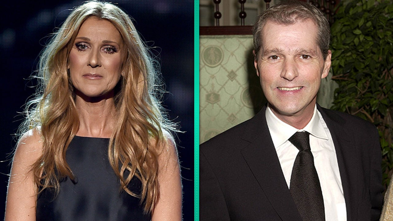 In two days, Celine Dion lost her husband and brother: both died of cancer