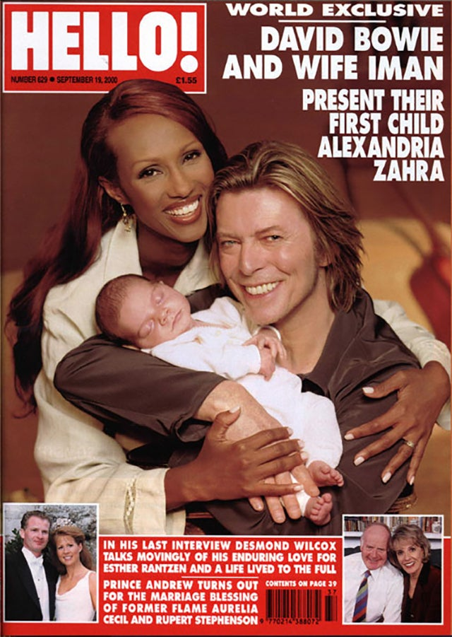 david bowie and iman a timeline of their whirlwind 26