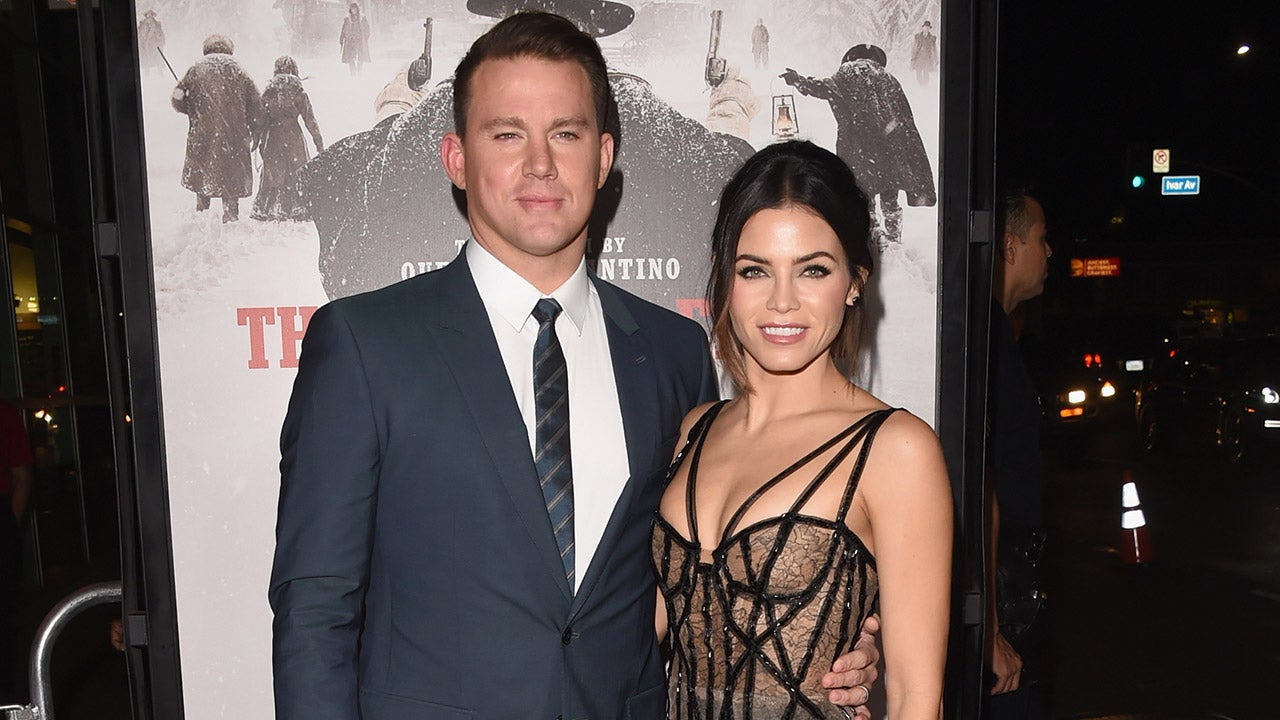 Channing Tatum and Jenna Dewan Celebrate 7th Wedding Anniversary ...