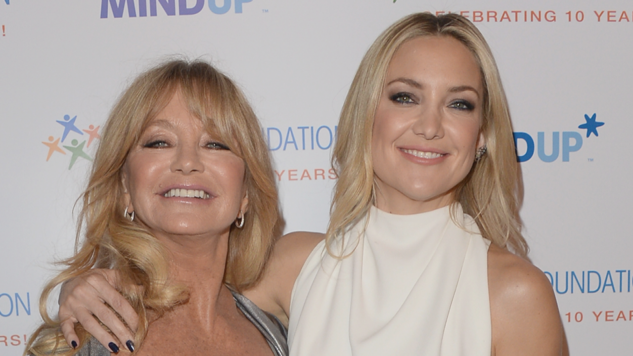 EXCLUSIVE: Kate Hudson Shares the Best Love Advice She's