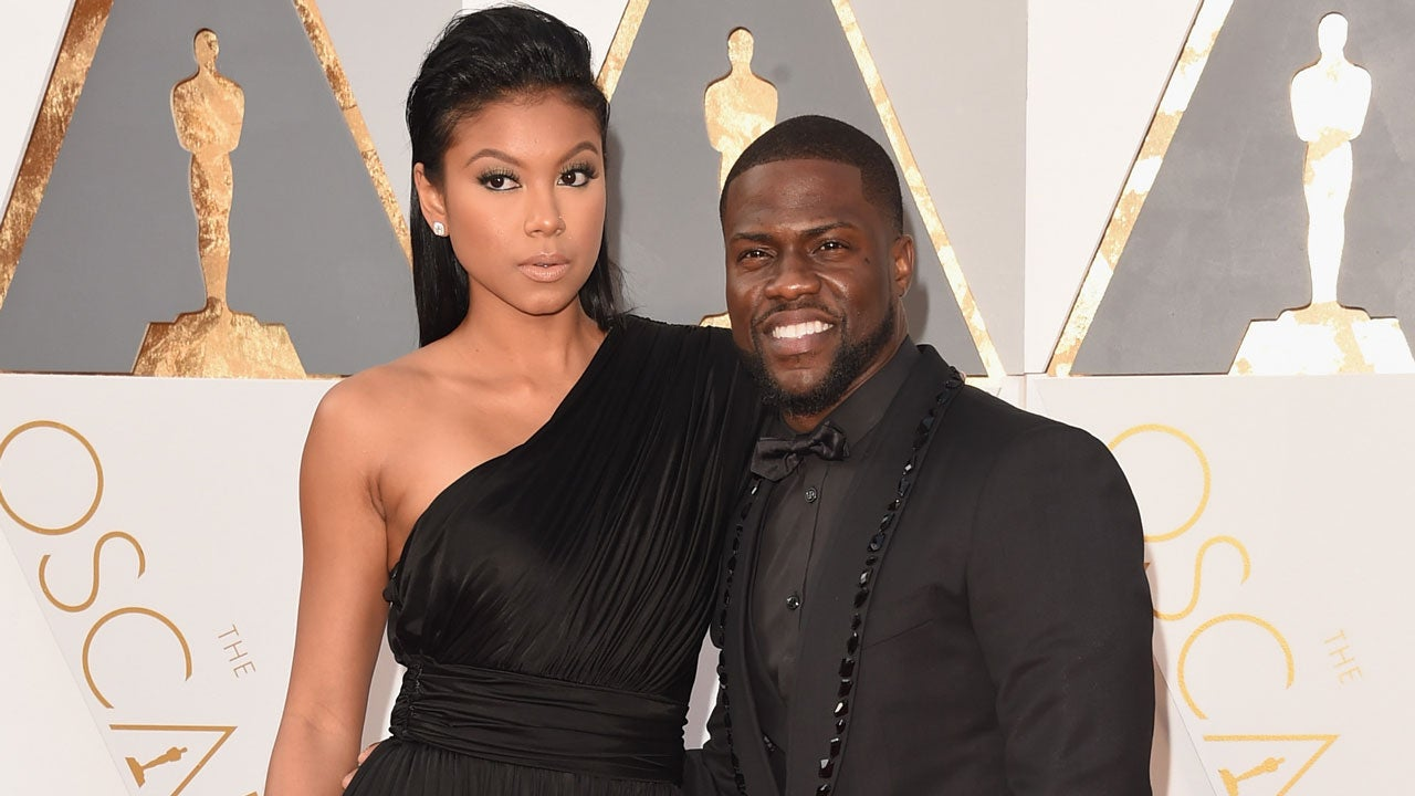 Kevin Hart Laughs Off Bs Rumors That He Cheated On His