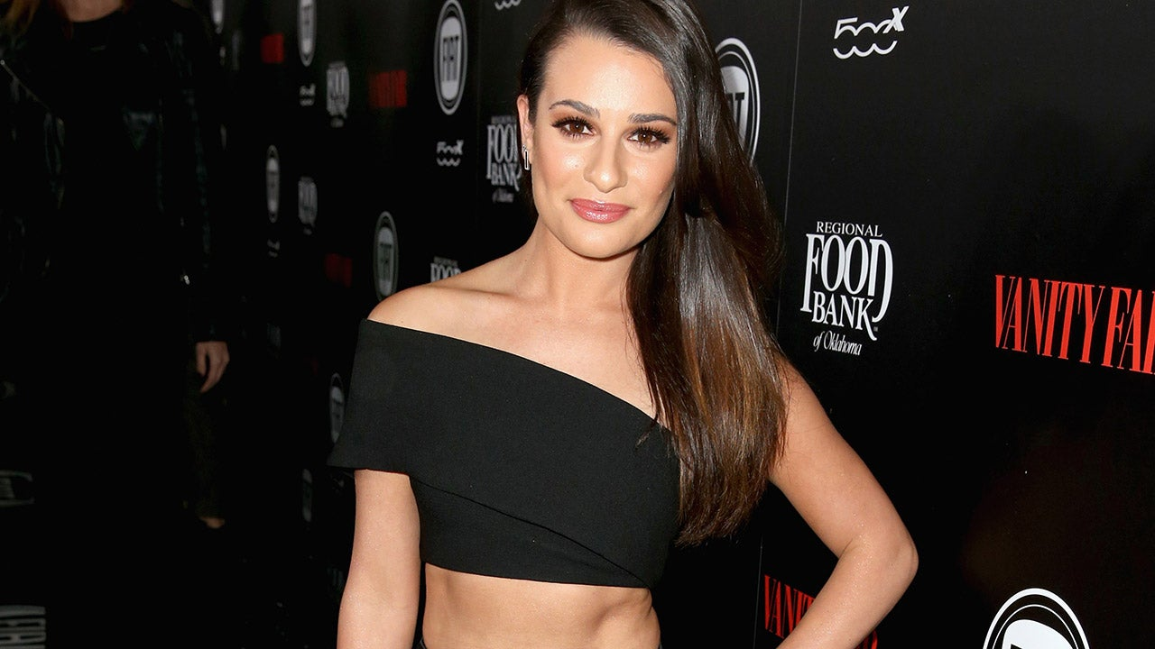 This Is Who Lea Michelle Thinks Her Future Soulmate Will Be