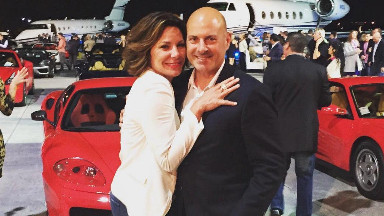 Luann De Lesseps Is Engaged To Boyfriend Thomas D'Agostino