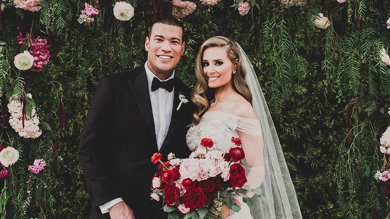 The Insiders Michael Yo Marries Claire Elise Schreiner
