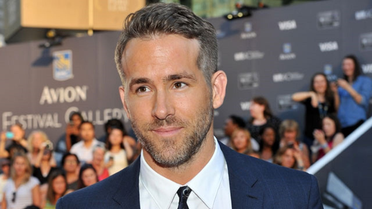 Ryan Reynolds Supports Cancer Patient With Sweetest
