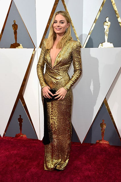 Oscars 2016 Fashion Trend: Sexy Plunging Dresses ...