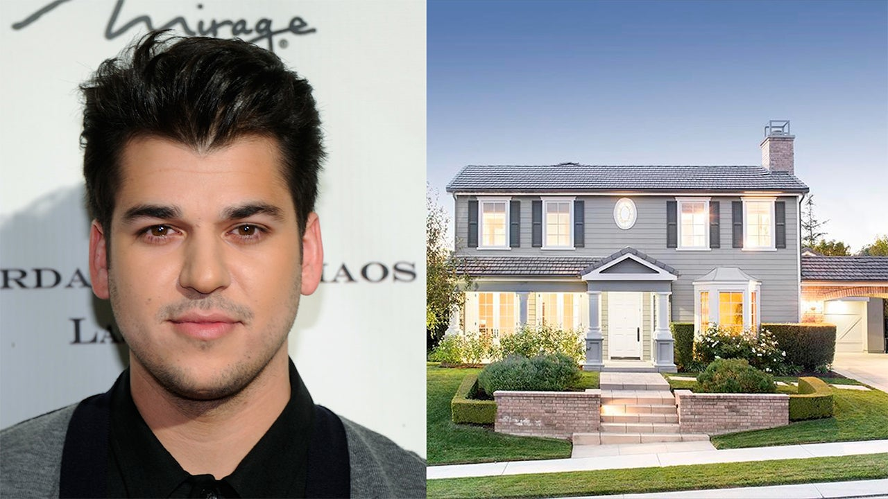kris jenner buys rob kardashian a 2 3 million house see the