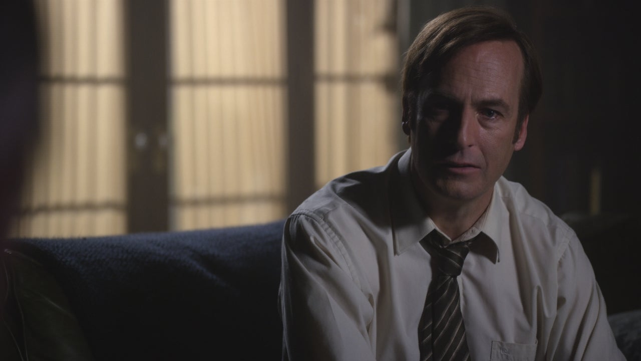 Exclusive 39 better call saul 39 stars spill on the iconic for Better call saul