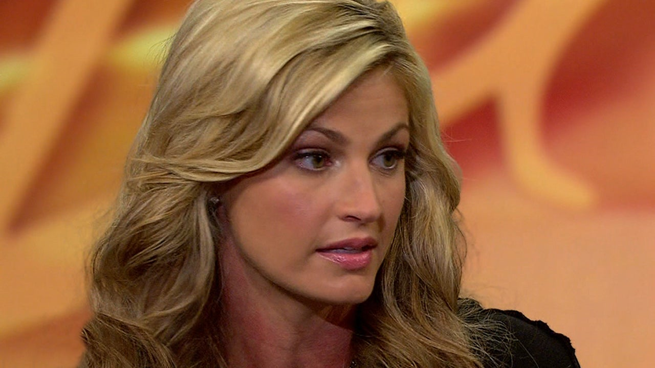 Erin Andrews Naked Video Hotel Clip