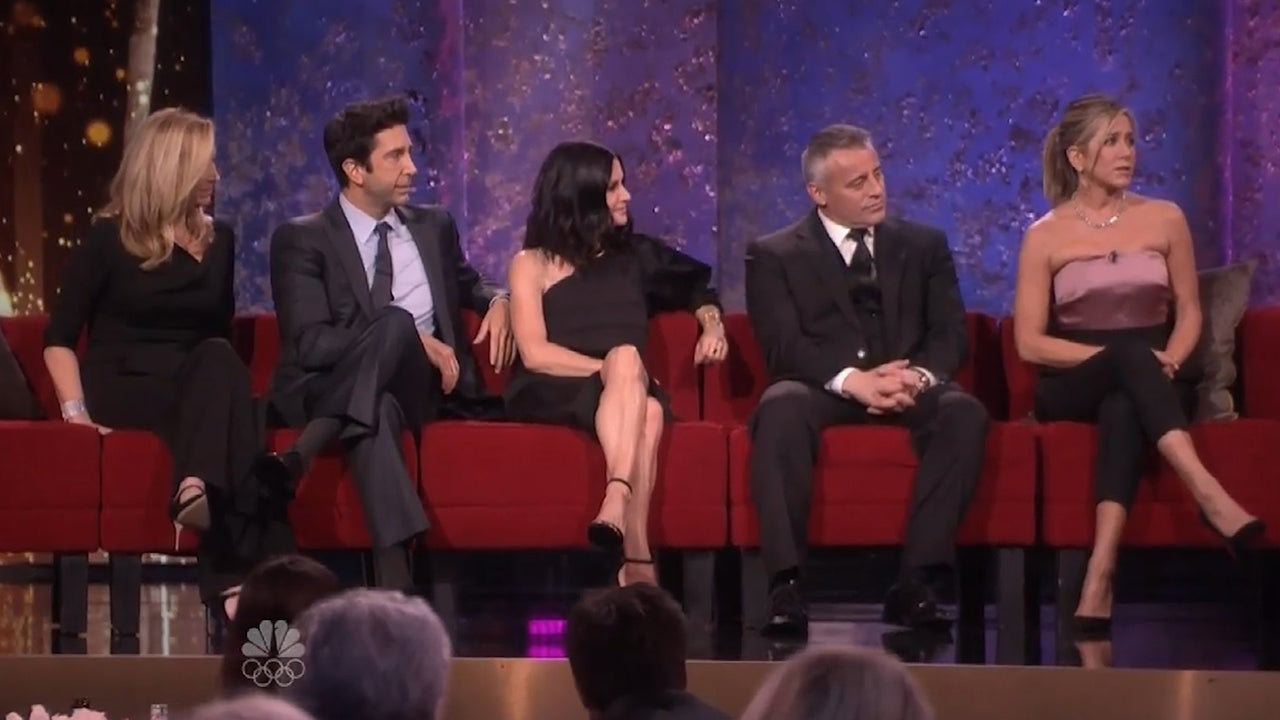 Watch a Promo for the Friends Reunion Special