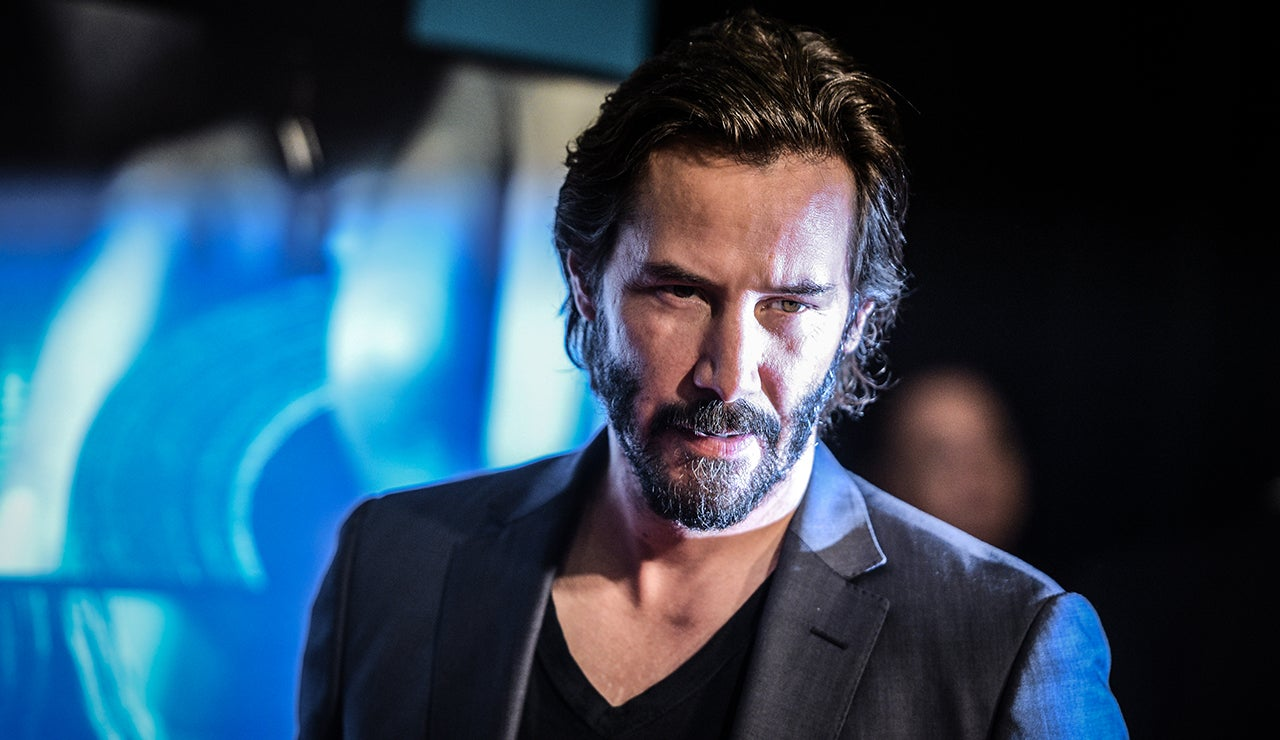 Keanu is everyone keanu reeves pictures - Watch Keanu Reeves Display Impressive Action Skills At A Gun Range For John Wick Chapter Two Entertainment Tonight