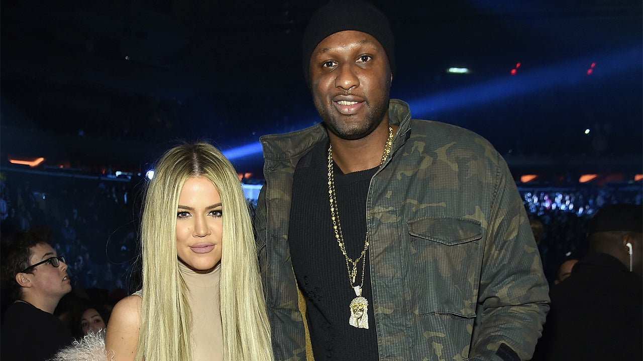 Lamar Odom Says He s Still Got Love for Khloe Kardashian and