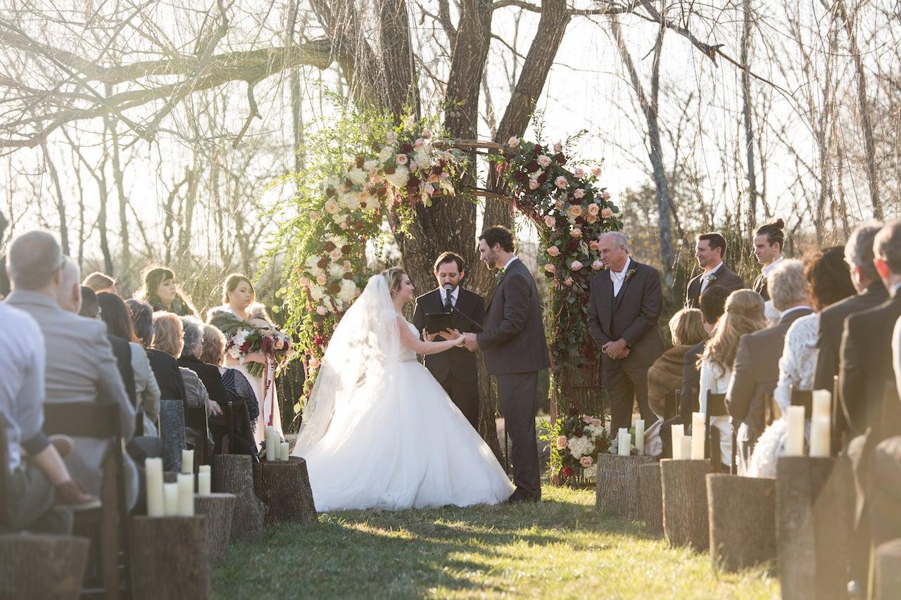 Blake Shelton First Wedding