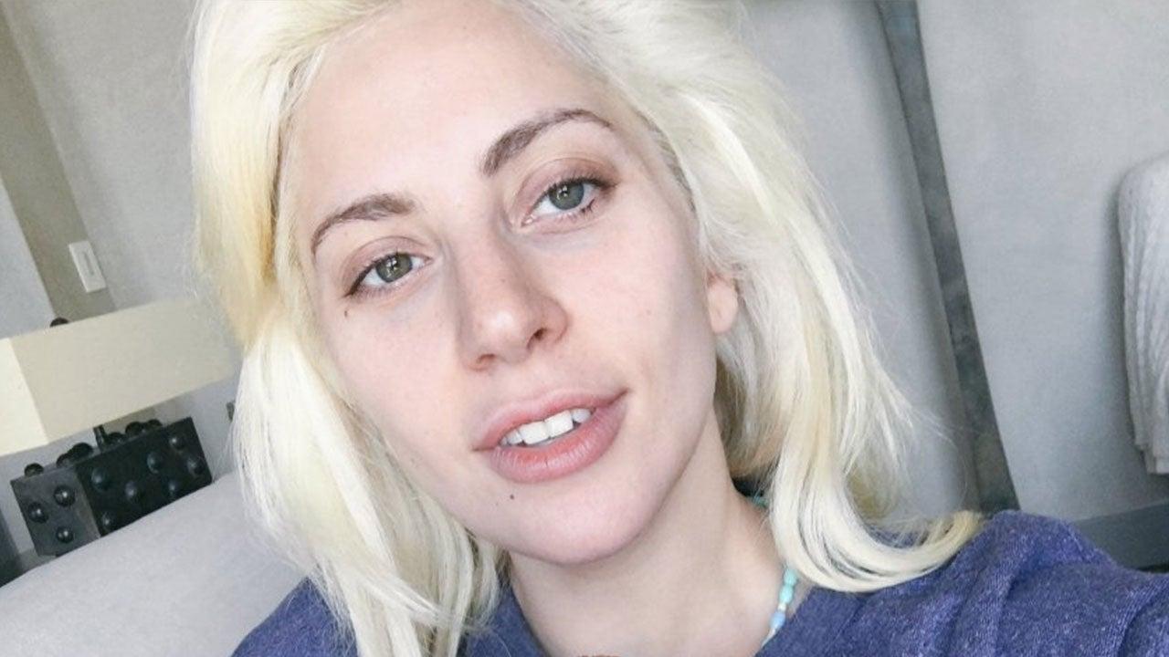 ladygaga without makeup