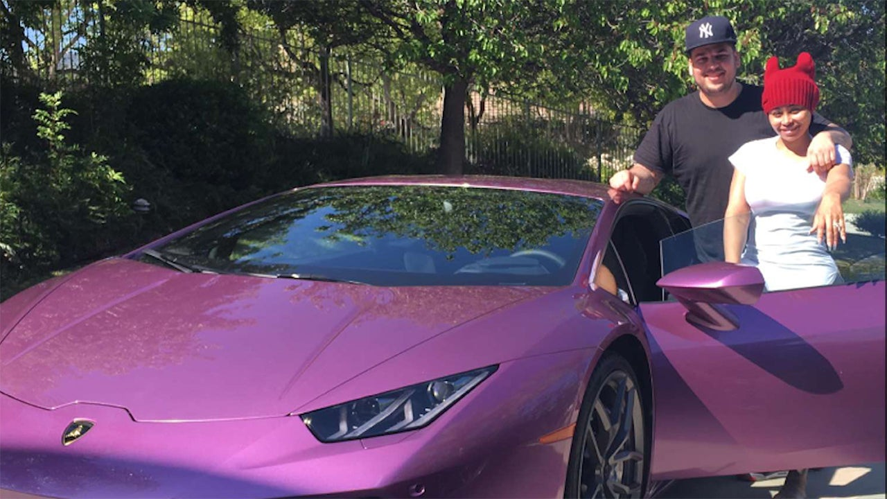Pink And Purple Lamborghini Auto Bild Ideen