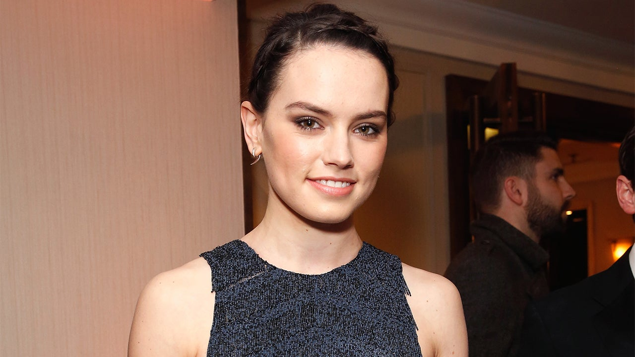 Daisy Ridley Comments on Social Media Backlash