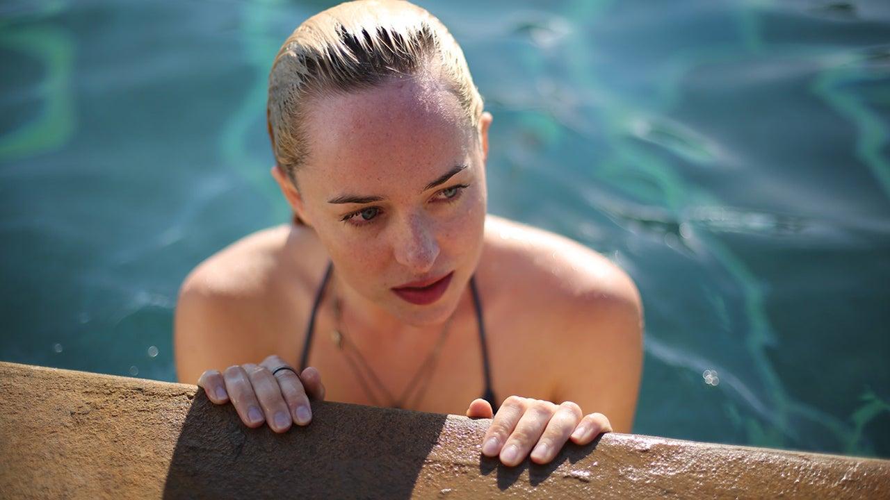 Exclusive first look dakota johnson tilda swinton 39 s for Film a bigger splash