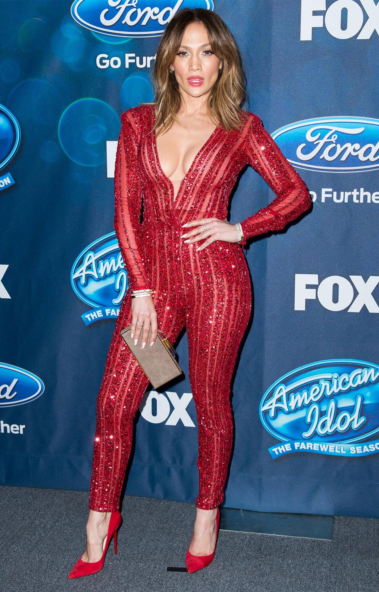 Jennifer Lopez's 19 Best 'American Idol' Moments