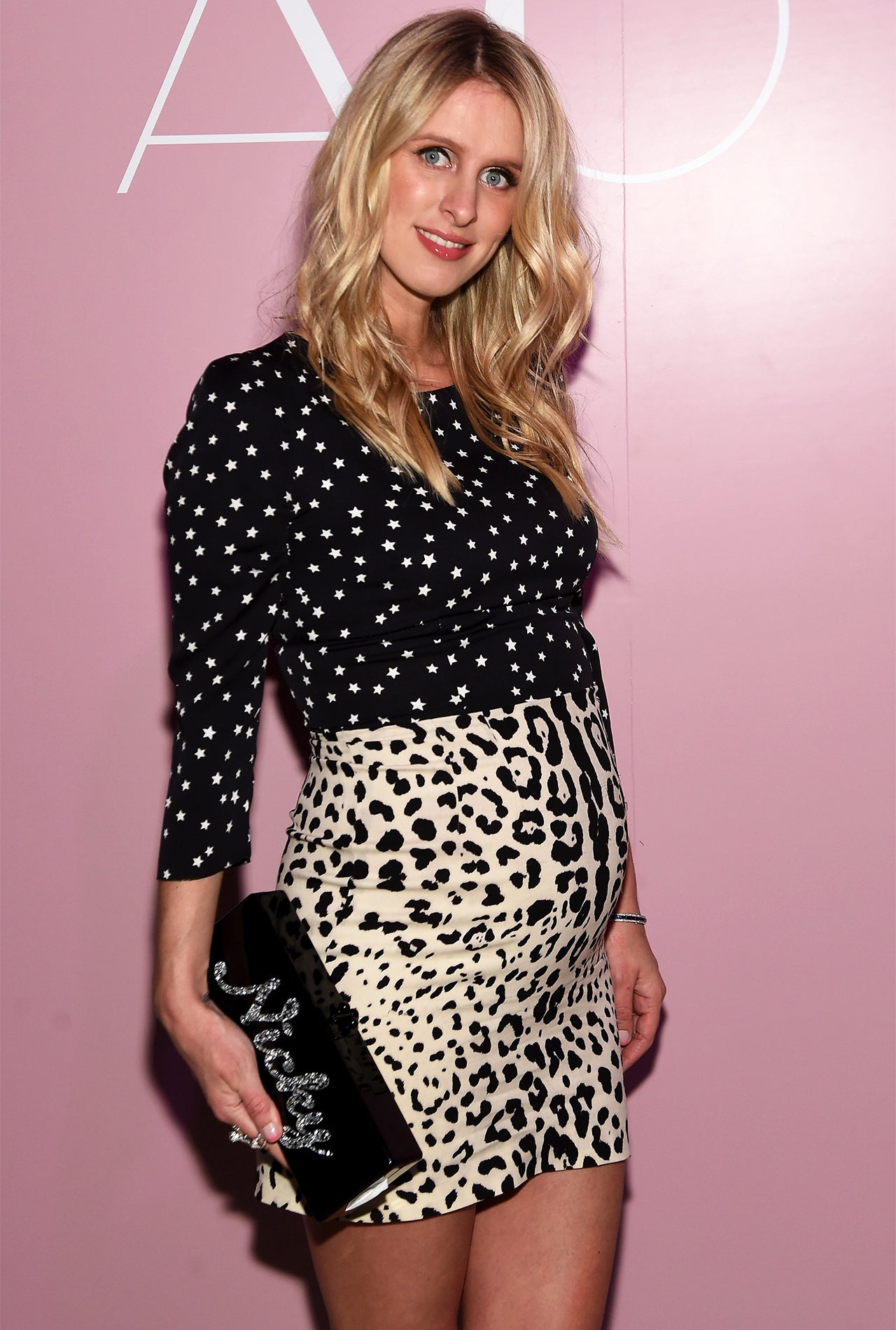 Maternity Dresses For A Wedding 49 Elegant Nicky Hilton Turns uDolce